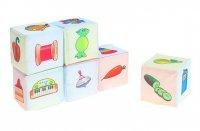 Кубики съедобное-несъедобное
