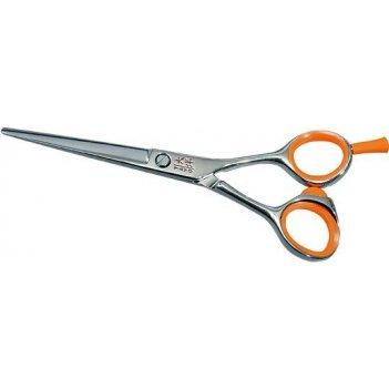 Ножницы ts3055  парикмахерские tayo orange прямые  5,5