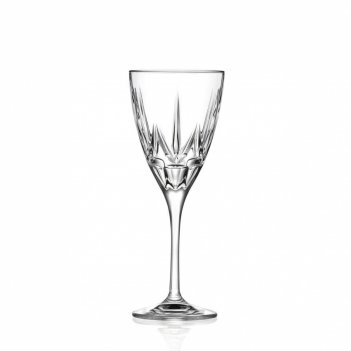 Набор фужеров для вина rcr chic 280 мл(6 шт)