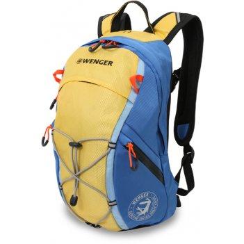 Рюкзак wenger цв. т. жёлтый, синий, полиэстер 900d