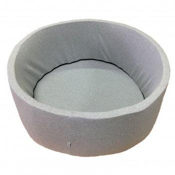 Сухой бассейн «серый лайт», н=33 см, d=85 см