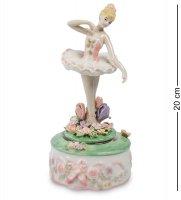 Cms-19/20 муз. фигурка балерина (pavone)