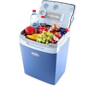 Портативный автомобильный холодильник ezetil e32 m 12/230 29 литров