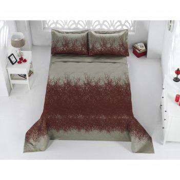Комплект florida: покрывало 260 x 260 см, наволочки 60 x 80 см - 2 шт, ора