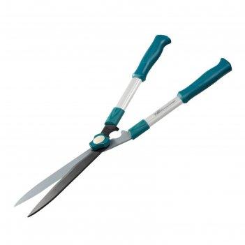 Кусторез raco, 55 см,с облегчен.алюминиевыми ручками