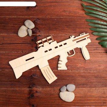 Сувенирное оружие карабин маленький, 37*19,5 см