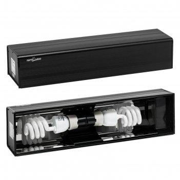 Светильник для ламп compact, 45,8 х 12 х 9 см
