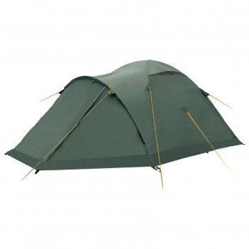 Палатка, серия экстрим shield 3, зеленая, трехместная