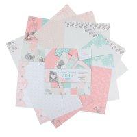 Набор бумаги для скрапбукинга  me to you самый лучший день12 лис 30.5 x 30