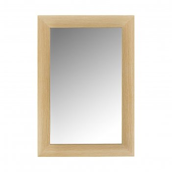Зеркало «дуб»,  настенное 41x61 cм