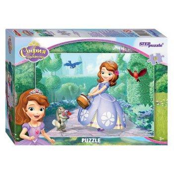 Мозаика puzzle 60 принцесса софия (disney)