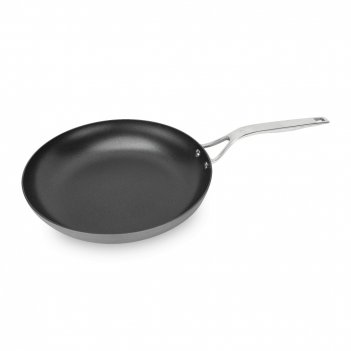 Сковорода с антипригарным покрытием, диаметр: 28 см, материал: алюминий, ц