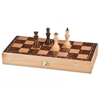 Шахматы маленькие  классические 30*30*2 см.