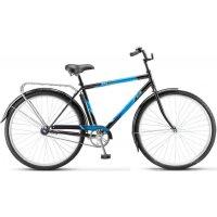 Велосипед 28 десна вояж gent, z010, цвет чёрный, размер 20
