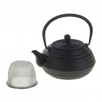Чайник чугунный 700 мл восточная ночь