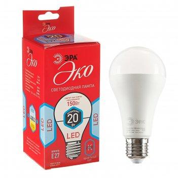 электрические лампы от Эра