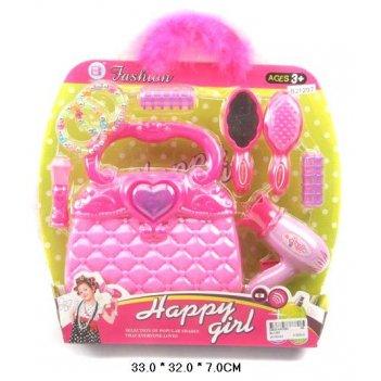 Парикмахерский набор happy girl.