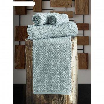 Полотенце dama, размер 50 x 90 см, серый