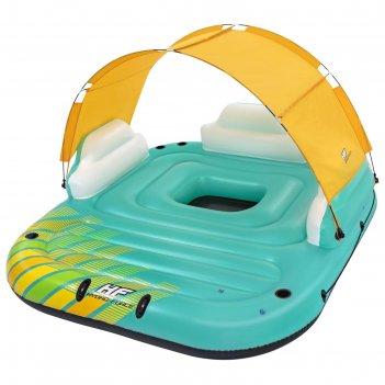 Плот надувной для плавания sunny 300 x 275 см 43407