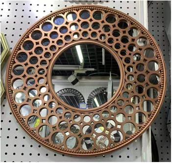 Зеркало настенное 59*59см