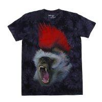 3д футболка мужская collorista 3d scream р-р xl(52-54), 100% хлопок, трико
