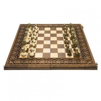 Шахматы резные королевские 50, haleyan