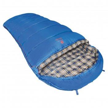 Спальный мешок btrace mega, молния слева