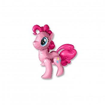 Шар фольгированный 47 my little pony пинки пай, ходит