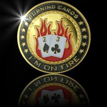 Хранитель карт burning cards