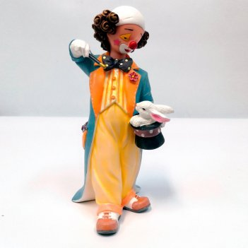 Статуэтка клоуна nadal 726432 магия из моей шляпы
