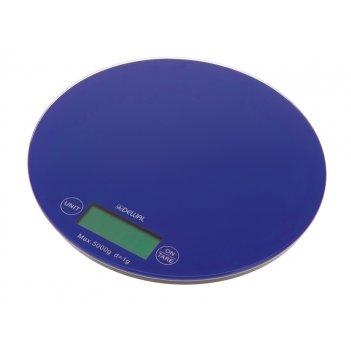 Весы электронные dewal синие