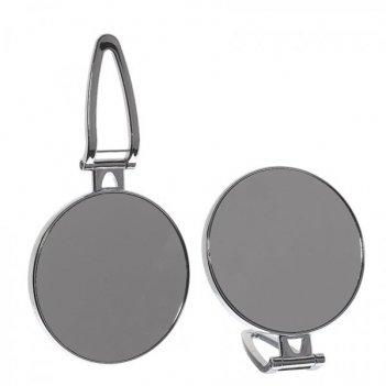 Зеркало настольное двустороннее с увеличением , l15 w12 h17 см