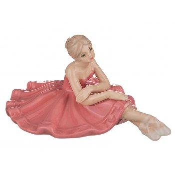 Статуэтка балерина 12.6*9.3*6.5см