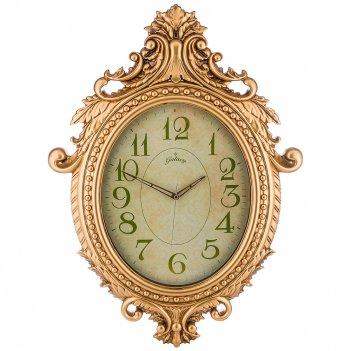 Часы настенные кварцевые 54*73 см размер циферблата 31,9*39,1 см (кор=6шт.