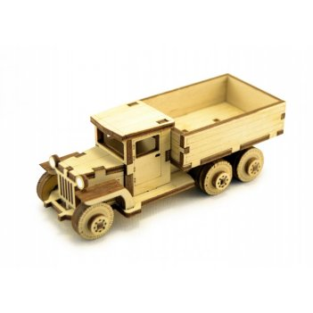 Конструктор lemmo зис-2 советский грузовик зис-5в