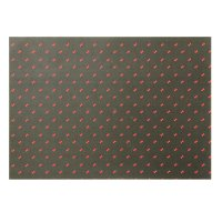 Бумага для творчества бантики на чёрном а4 плотность 80 гр