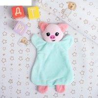 мягкие игрушки для новорожденных