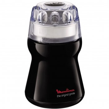 Кофемолка moulinex  ar 1108.30, 180 вт, 50 г