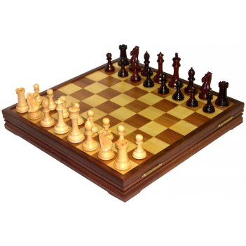 Rtc-9806 шахматы классические большие деревянные утяжеленные 47х47см