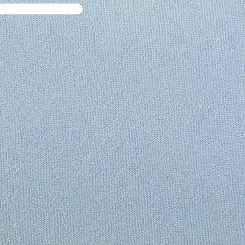 голубые простыни