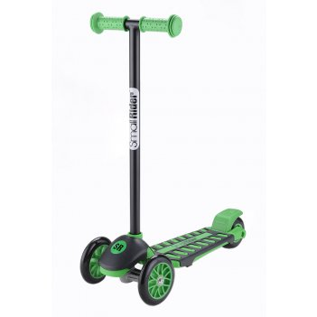 Трехколесный самокат small rider galaxy (смолл райдер гэлакси) (зеленый)