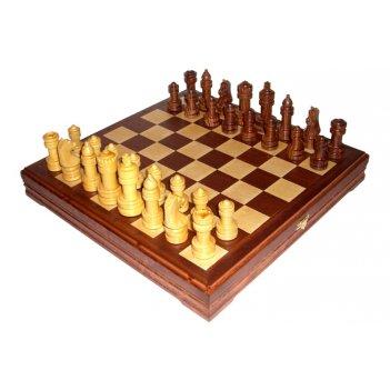 Rta-3722 подарочные шахматы набор - шахматы + шашки.