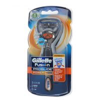 Станок бритвенный gillette fusion proglide power flexball + 1 картридж