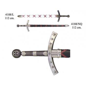 De-4188-nq меч крестоносцев