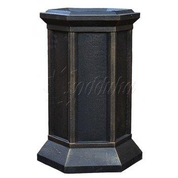 Урна чугунная «ладья» объём: ? литров
