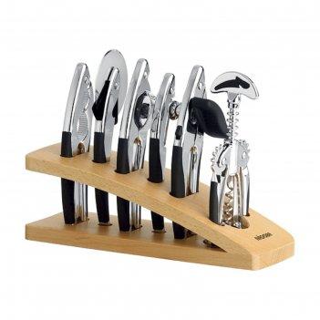 Набор инструментов, хром, 7 пр. sirena