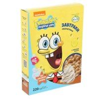 Завтраки   амарантовые «губка боб» в сливочной  глазури, витаминизированны