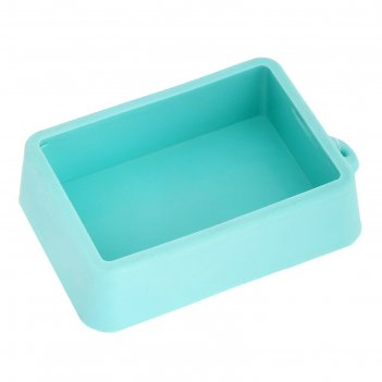 Силиконовая форма для мыла геометрия-прямоугольник