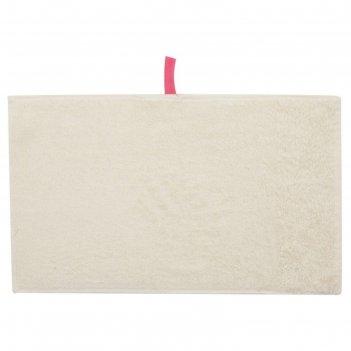 Полотенце indigo, размер 30 x 50 см, бежевый