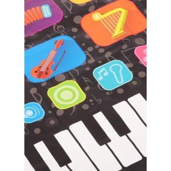 Игровой музыкальный коврик «grammix» (граммикс)
